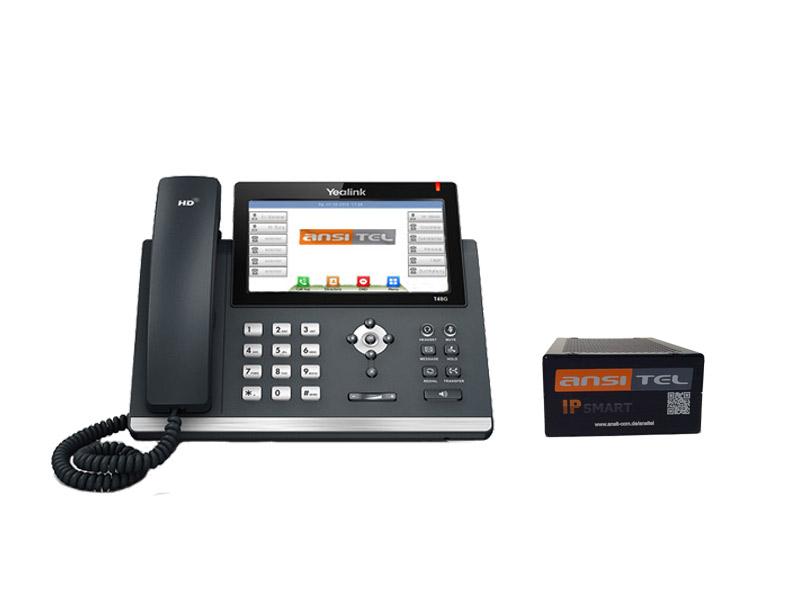 kleine telefonanlage pbx voip telefonanlage f r kleine b ros tiptel 8010 die ip telefonanlage. Black Bedroom Furniture Sets. Home Design Ideas