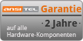 Garantie für Hardware Appliances