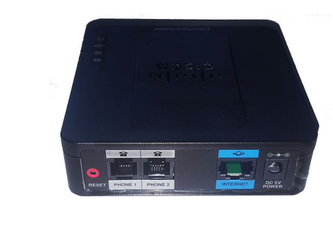 IP Analog Gateway